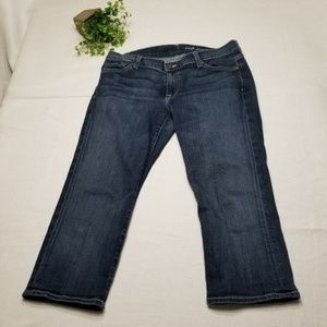 7 For All Mankind Jeans - 3/$30 7 Size 28 Crop Josefina Skinny Boyfriend EE6